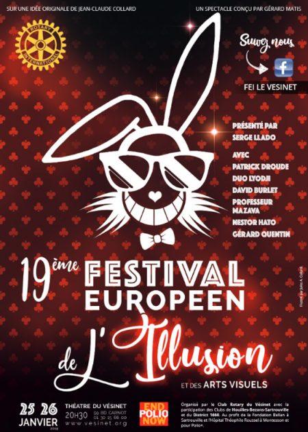 festival de magie européen